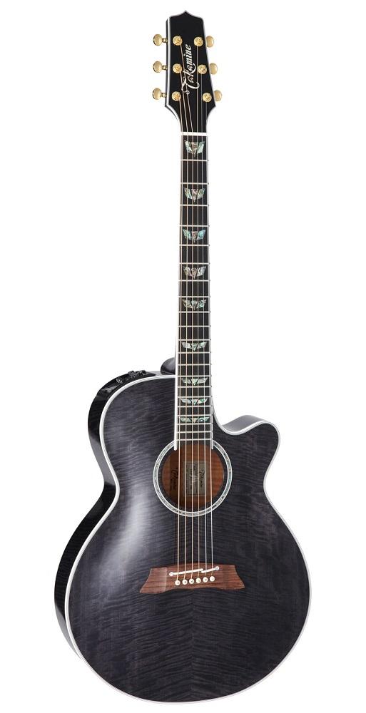 【送料無料】Takamine 《タカミネ》 TDP-181AC SBL アコースティックギター(エレアコ) [TDP181AC]