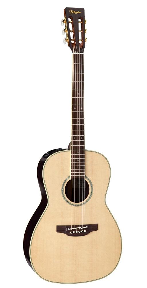【送料無料】Takamine 《タカミネ》 PTU441 N アコースティックギター(エレアコ) [PTU-441]