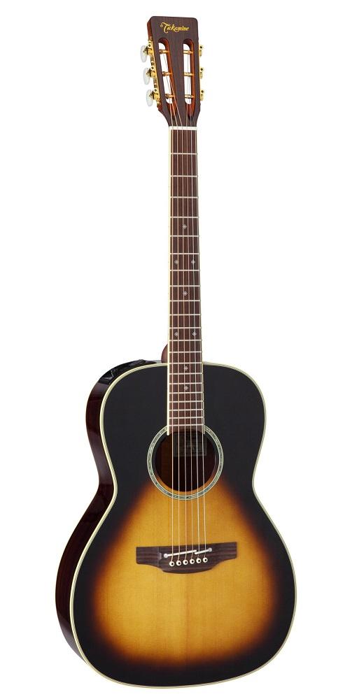 【送料無料】Takamine 《タカミネ》 PTU441 TBS アコースティックギター(エレアコ) [PTU-441]