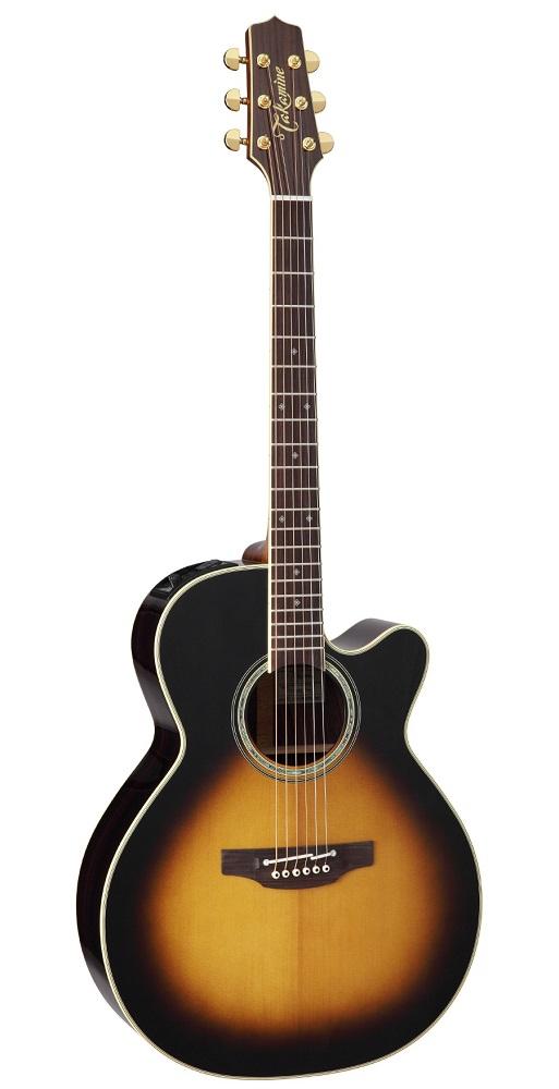 【送料無料】Takamine 《タカミネ》 PTU541C TBS アコースティックギター(エレアコ) [PTU-541C]