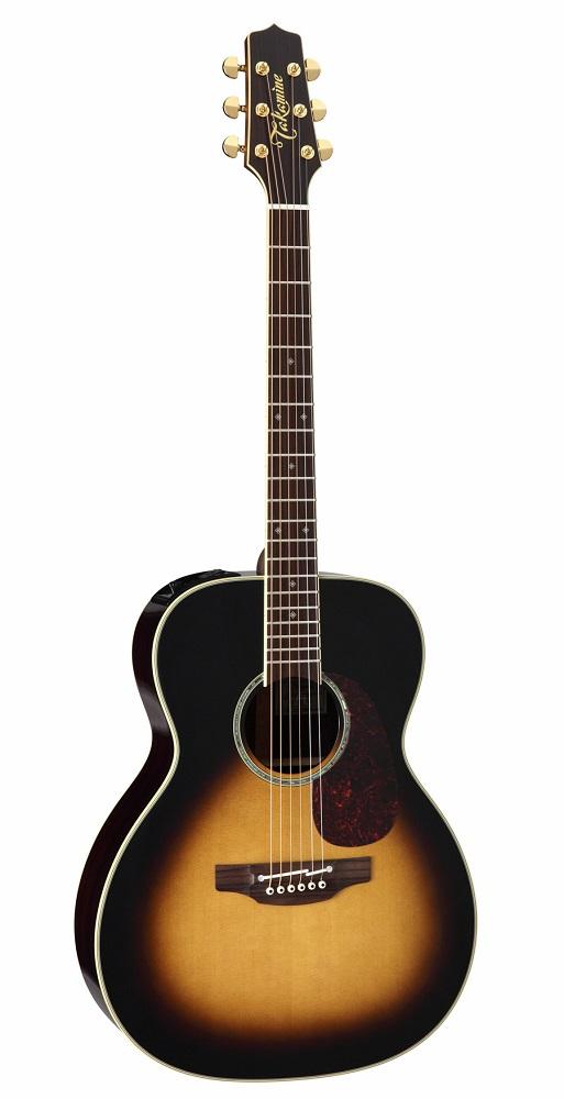【送料無料】Takamine 《タカミネ》 PTU741 TBS アコースティックギター(エレアコ) [PTU741]