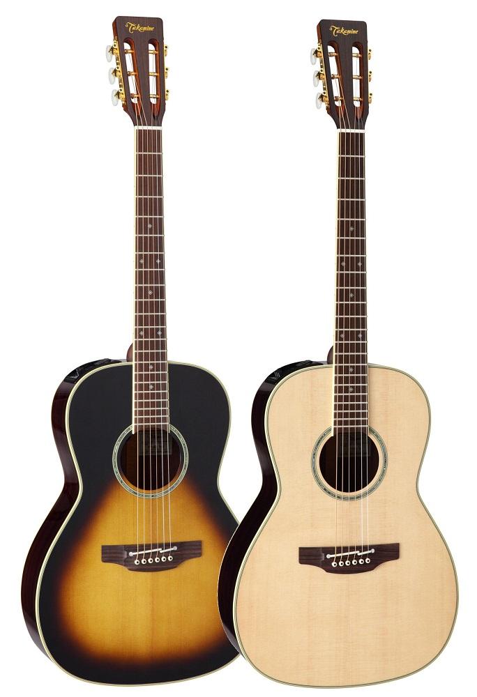 【送料無料】Takamine 《タカミネ》 PTU441 アコースティックギター(エレアコ) [PTU-441]