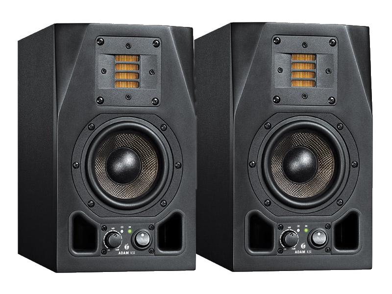 【送料無料】ADAM Audio《アダム オーディオ》 AX Series A3X (1ペア/2本) 高性能デスクトップモニター