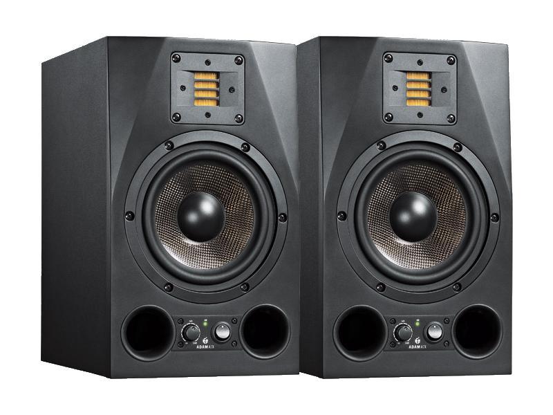 【送料無料】ADAM Audio《アダム オーディオ》 AX Series A7X (1ペア/2本) モニタースピーカー