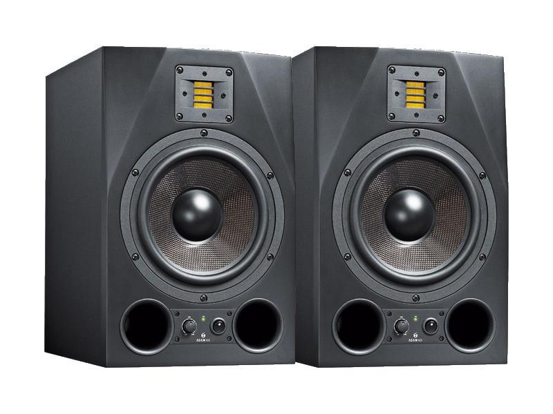 【送料無料】ADAM Audio《アダム オーディオ》 AX Series A8X (1ペア/2本) モニタースピーカー