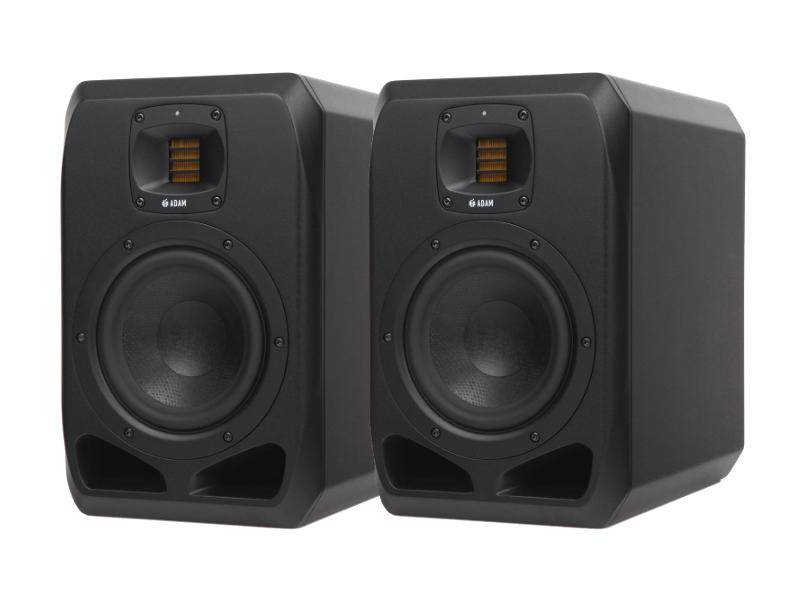【送料無料】ADAM Audio《アダム オーディオ》 S Series S2V (1ペア/2本) モニタースピーカー
