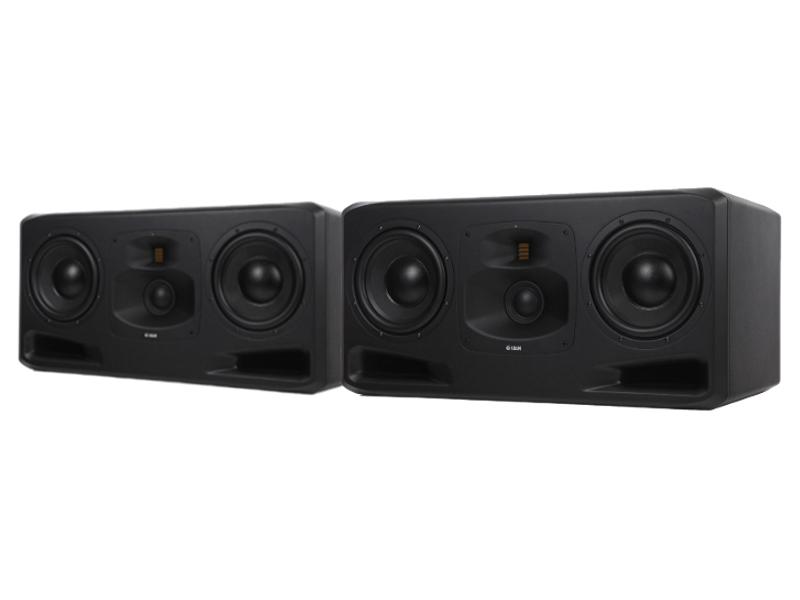 【送料無料】ADAM Audio《アダム オーディオ》 S Series S5H (1ペア/2本) モニタースピーカー