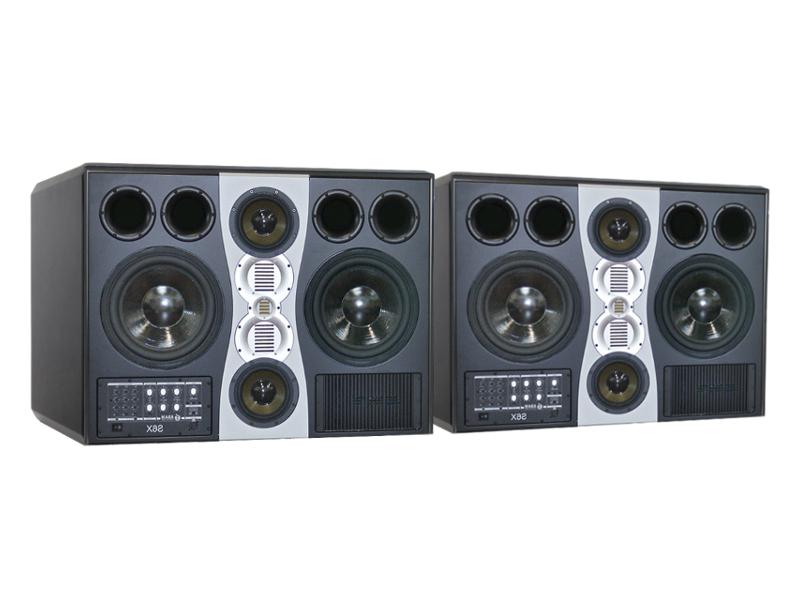 【送料無料】ADAM Audio《アダム オーディオ》SX Series S6X (1ペア/2本) モニタースピーカー