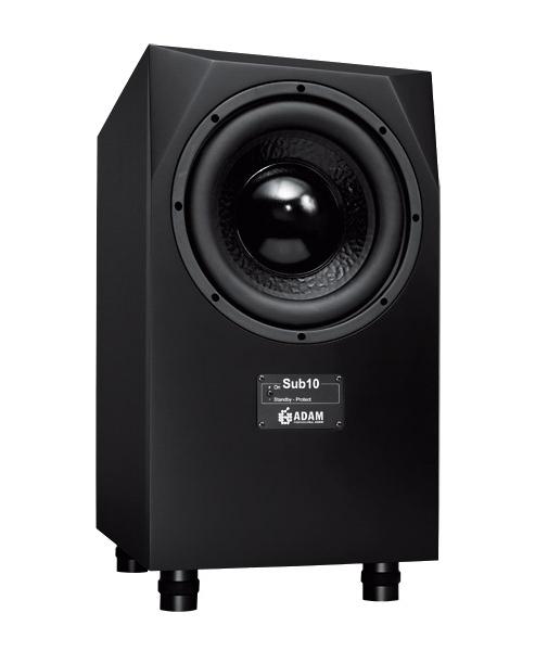 【送料無料】ADAM Audio《アダム オーディオ》 Sub Series Sub10 Mk2 (1本) アクティブ・サブウーファー 10