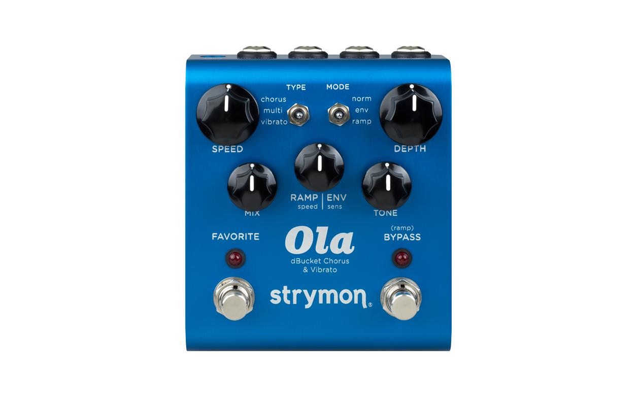 買取り実績  strymon Ola 《ストライモン》 Ola Chorus Chorus strymon エフェクター(コーラス), プラウ:425796aa --- canoncity.azurewebsites.net