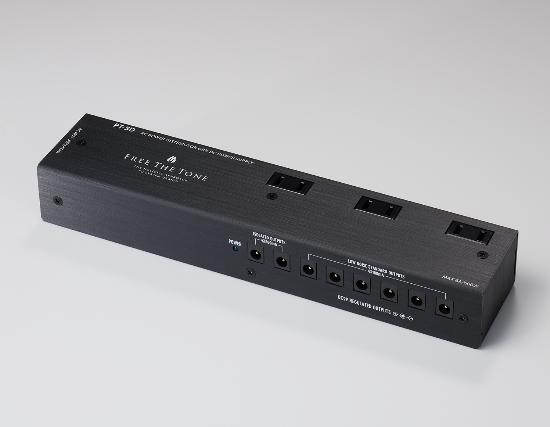 【即納可能】【送料無料】Free The Tone フリーザトーン PT-5D AC POWER DISTRIBUTOR with DC POWER SUPPLY パワーサプライ