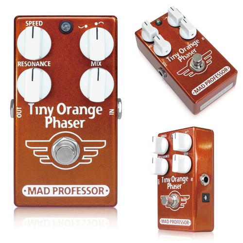 MAD PROFESSOR 《マッドプロフェッサー》 Newシリーズ New Tiny Orange Phaser エフェクター(フェイザー)