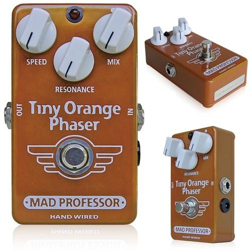 MAD PROFESSOR 《マッドプロフェッサー》 Tiny Orange Phaser エフェクター(フェイザー)