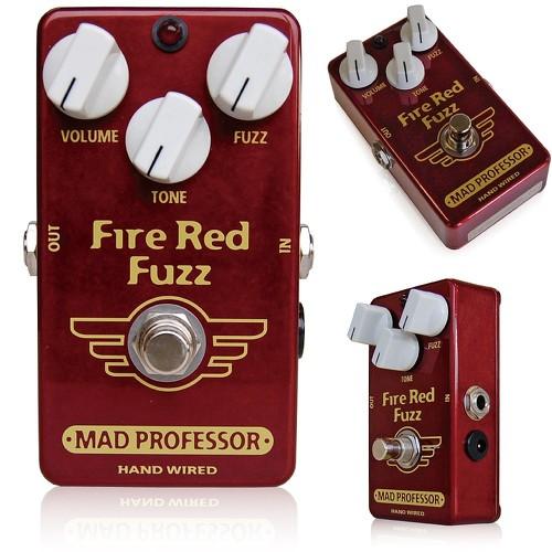 MAD PROFESSOR 《マッドプロフェッサー》 Fire Red Fuzz エフェクター(ファズ)