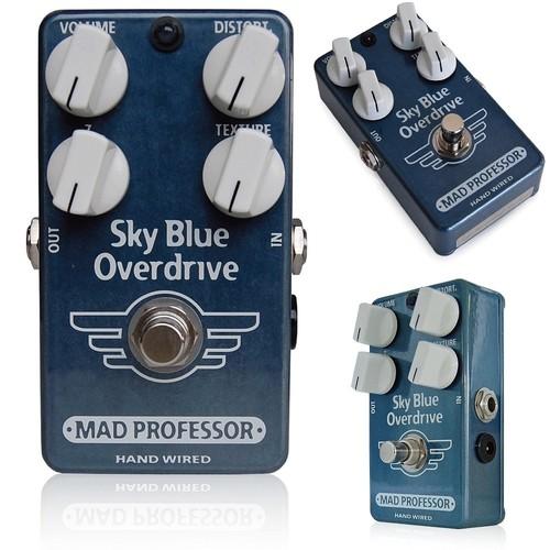 MAD PROFESSOR 《マッドプロフェッサー》 Sky Blue Overdrive エフェクター(オーバードライブ)
