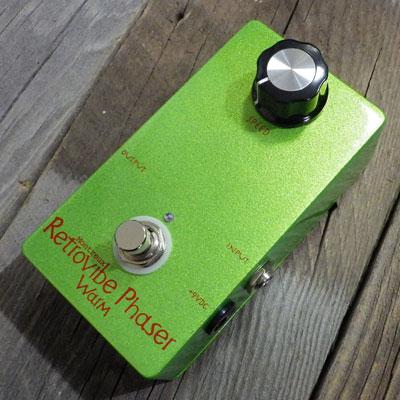 """【送料無料】 Montreux 《モントルー》 Retrovibe Phaser """"Warm"""" [商品番号 : 3212] エフェクター(フェイザー)"""
