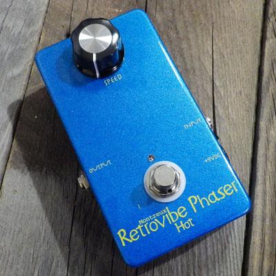 """【送料無料】 Montreux《モントルー》 Retrovibe Phaser """"Hot"""" [商品番号 : 3213] エフェクター(フェイザー)"""