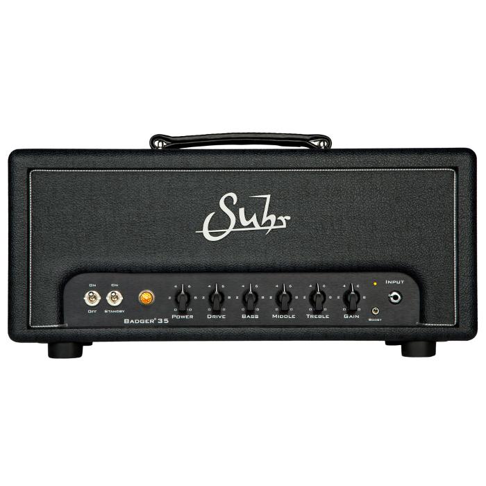 【送料無料】Suhr サー Badger 35 B ギターアンプ(ヘッド)