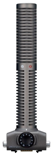 ZOOM 《ズーム》 SSH-6 H6専用ステレオショットガンマイク [SSH6]