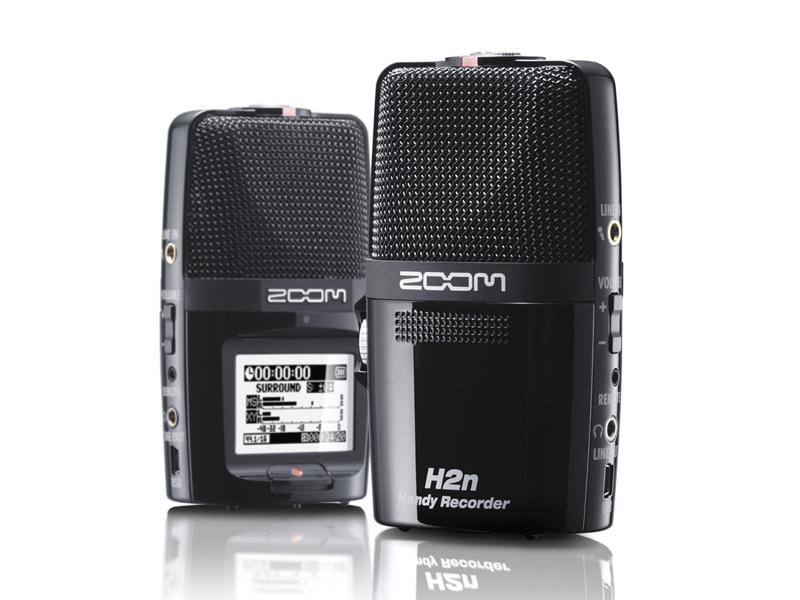 【送料無料】 ZOOM 《ズーム》 H2n ハンディーレコーダー [H2n]