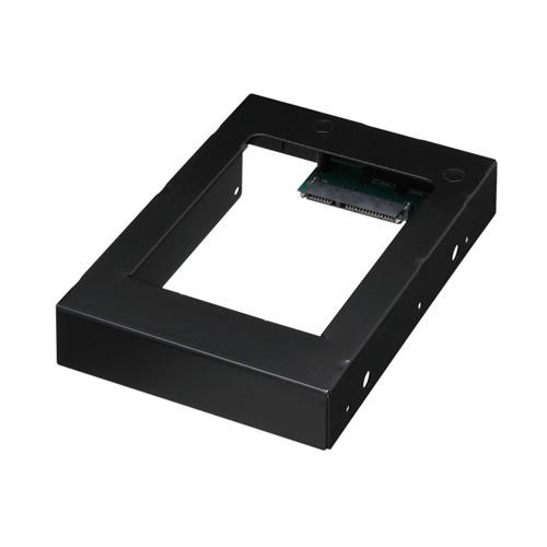 2.5インチSATA HDD SSDが3.5インチHDDケースやリムーバブルラックで使用可能になる変換マウンター 《送料無料》裸族のインナー CRIN2535 送料無料でお届けします センチュリー ハードディスクケース ☆正規品新品未使用品 CENTURY