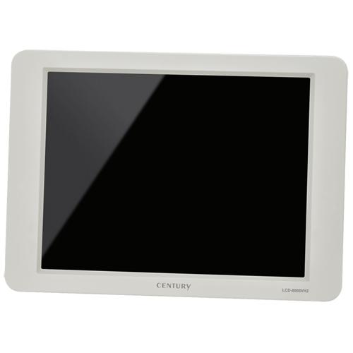 《送料無料》8インチHDMIマルチモニター plus one HDMI グレイッシュホワイト CENTURY/センチュリー[LCD-8000VH2W]