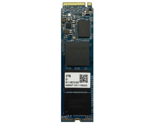 《送料無料》PHISON 『内蔵用 NVMe規格 M.2 SSD (2280) 』 容量2TB [PHISON E12 2TB M2 NVMe SSD]