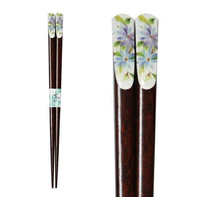 花かおり えぞ菊 箸 21cm