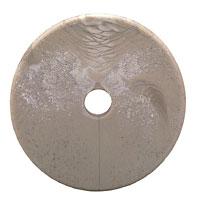 活性石 アクアスター鉱物波動板・半永久使用・温浴効果を高める<直径15cm><送料無料>