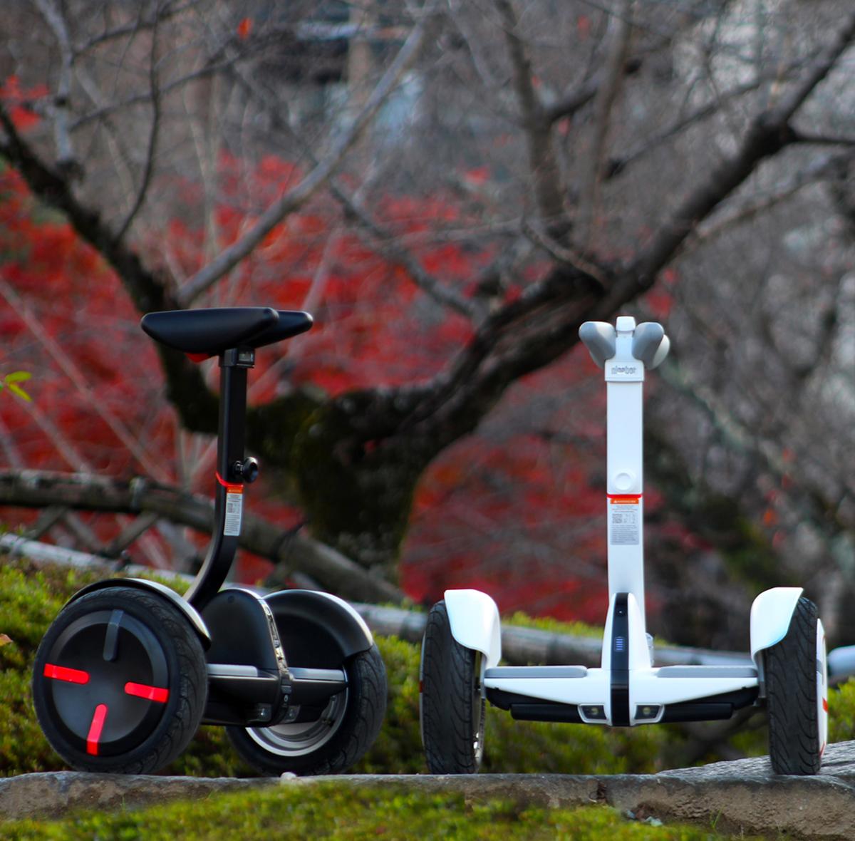 Ninebot mini Proナインボットミニプロ送料無料(北海道、沖縄、離島は5,000円)