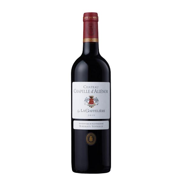 フランスワイン アルコール ソフトドリンク ワイン 赤ワイン シャトー シャペル ダリエノール W ガフリエール 通販 激安 価格 冷蔵 ラ 常温 バイ 3~4営業日以内に出荷