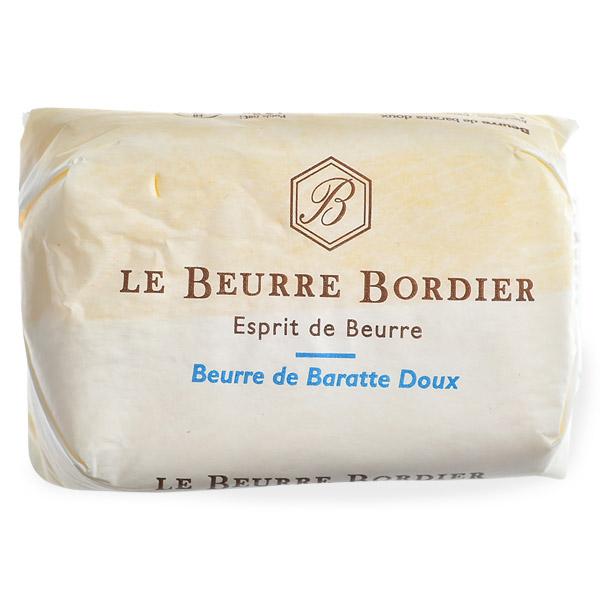 フランス産 ボルディエ[Bordier]バター 食塩不使用125g[冷蔵/冷凍]