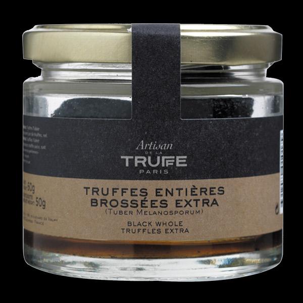 アルティザン ドゥ ラ トリュフ パリ[Artisan de la Truffe Paris] 黒トリュフ[ホール 大] 約50g[常温/冷蔵可]【3~4営業日以内に出荷】