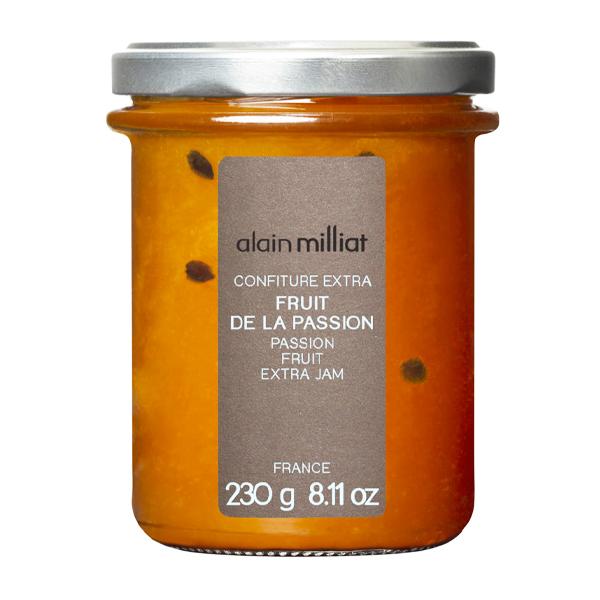 セットアップ フランス産 ジャム コンフィチュール アラン ミリア alain millia パッションフルーツジャム 日時指定 3~4営業日以内に出荷 常温 全温度帯可