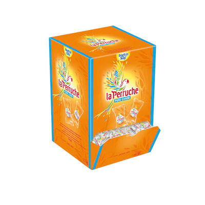 ペルーシュ/ホワイトシュガー/角砂糖/個包装/ ラ・ペルーシュ キューブシュガーホワイト2.5Kg(個包装)[常温/全温度帯]【3~4営業日以内に出荷】