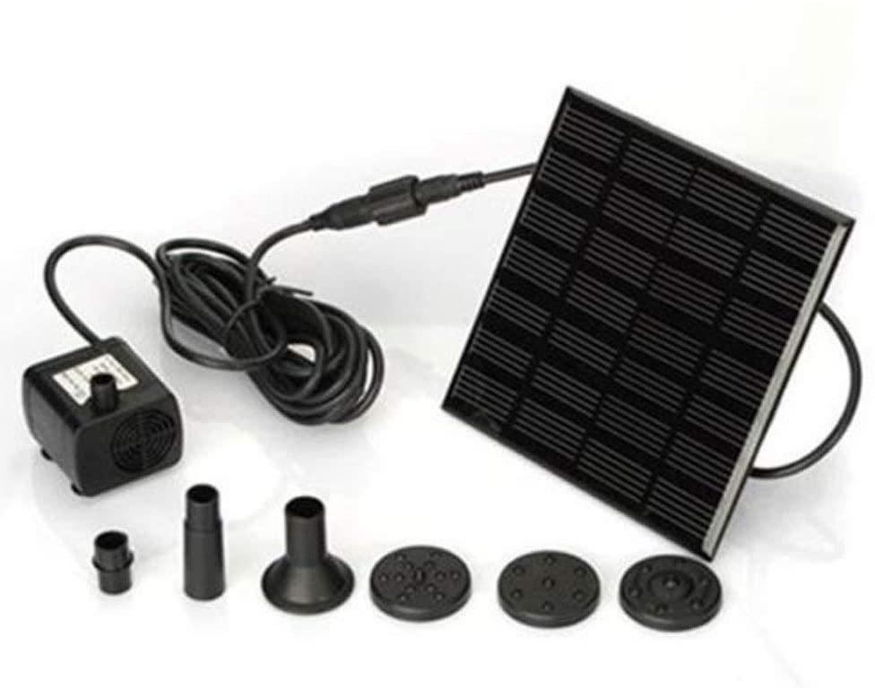 送料無料 大好評です ソーラー 噴水 自動 期間限定 省エネ 庭の噴水用 池でも使えるポンプ 太陽光 ポンプ 池