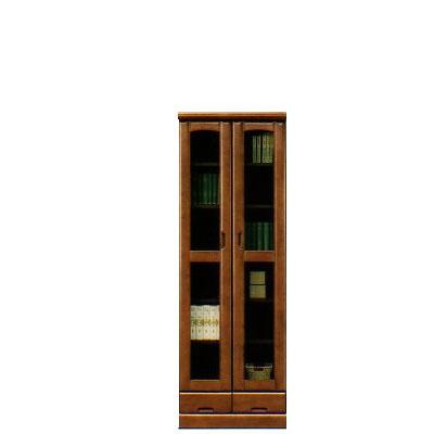 書棚 フレンド 60cm幅書棚 ( 木製 )( シンプル )(チェスト カラーボックス 2段 1段 本棚 書棚 ダストボックス シェルフ 本箱)