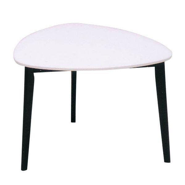 100cm幅 三角型テーブル エスプレッソ