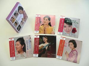 吉永小百合 オリジナル紙ジャケットBOX (CD)【懐メロ CD】