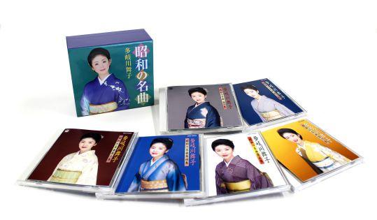 21世紀に残したい名曲 を歌いこなした [ギフト/プレゼント/ご褒美] 昭和の名曲 シリーズがBOXセットとなって復刻 評価 多岐川舞子