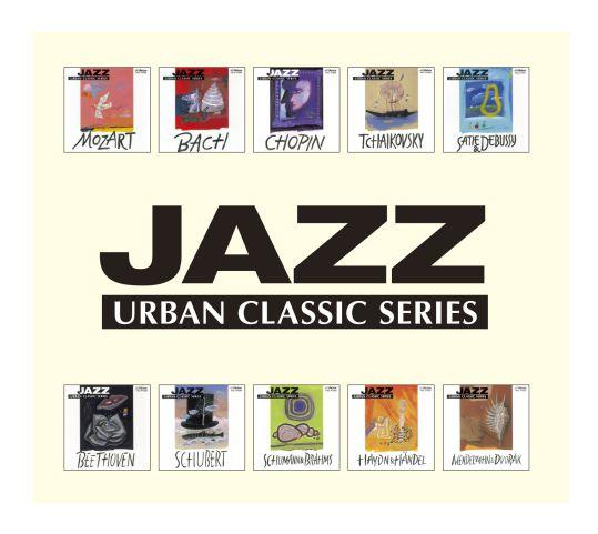 JAZZで聴くクラシック [CD]