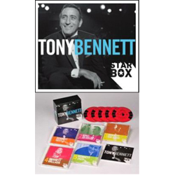 STAR BOX トニー・ベネット(CD)【フォーク・ポップス CD】
