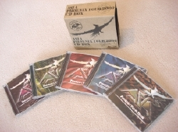 ASIA : PHOENIX TOUR 2008 CD-BOX