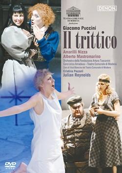 プッチーニ: 《三部作》全曲 モデナ・テアトロ・コムナーレ 2007年COBO-4922-3