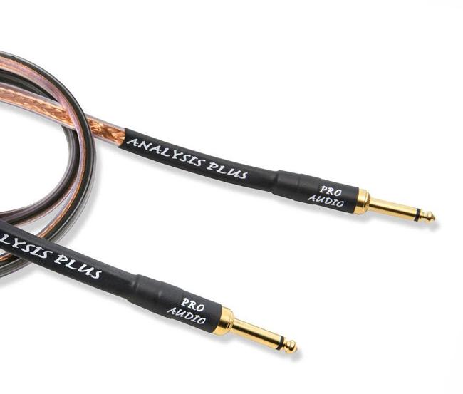 オーバル12 スピーカーケーブル 1m Analysis Plus フォーン スピコン ヘッドアンプ用 高品質無酸素銅 12ゲージ 中空楕円構造 ハイグレード Oval12 アナリシスプラス 100cm 【送料無料】