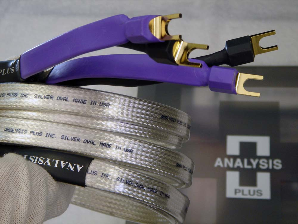 analysis plus speaker cables