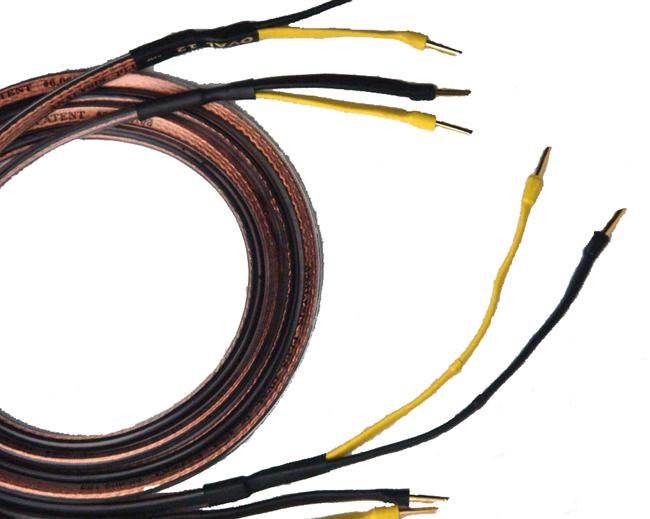【分岐の長さ2倍】 ブラックオーバル12 スピーカーケーブル 1.5m ペア Analysis Plus 12ゲージ スペード Yラグ バナナ 高純度 無酸素銅 中空楕円構造 信号劣化を極限まで低減 高級 ハイエンド Black Oval12 アナリシスプラス 150cm 送料無料
