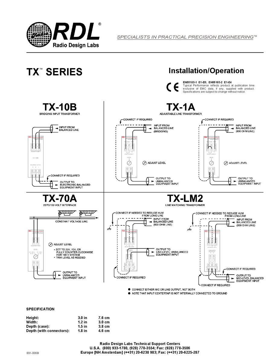 cfeonlineshop rdl tx 70a 25 v 70 v and 100 v speaker level input rh global rakuten com