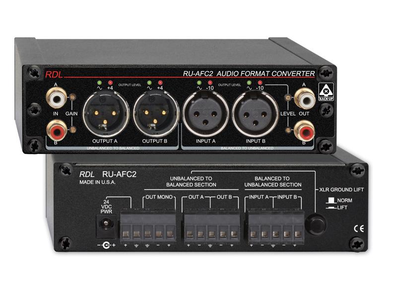 RDLRU-AFC2 ステレオオーディオフォーマット・コンバーター【送料無料】【smtb-u】