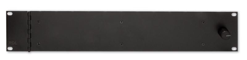 RDL STR-19B STICK-ON(R)シリーズ用19インチラックシステム  -モジュール10個用 【送料無料】
